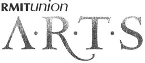 RMIT Union Arts logo